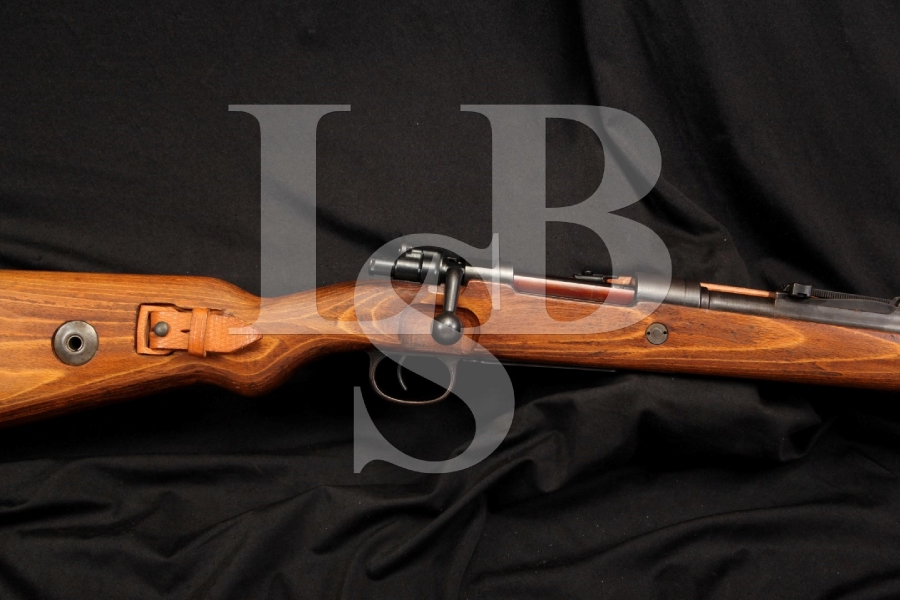 German K98 8mm Mauser Bolt Action Rifle Nazi Marked Dou 44