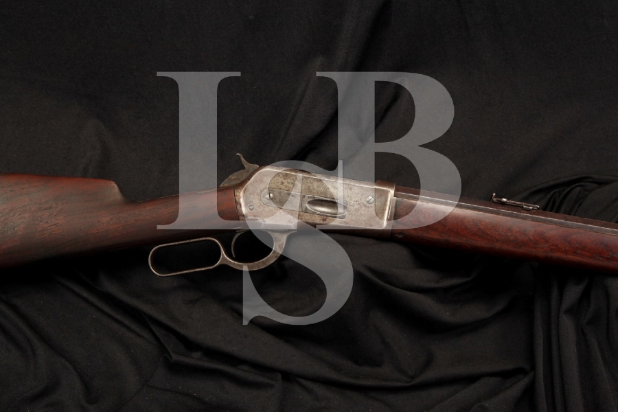 Winchester Model 1886 .45/90 -- Lever Action .45-90 WCF Rifle - MFD 1894 Antique