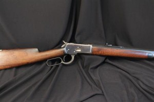 This was one of John Moses Browning's first lever action design. Like all Browning design's, this was a success for Winchester, following the Winchester 1886 and eventually leading to the Winchester 1894.