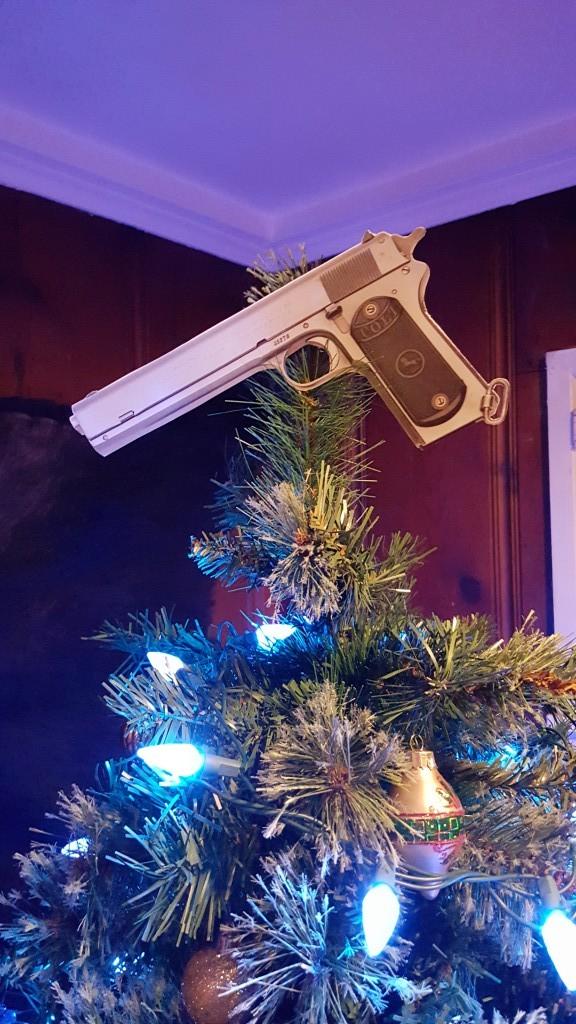 Merry Christmas from Lock Stock & Barrel