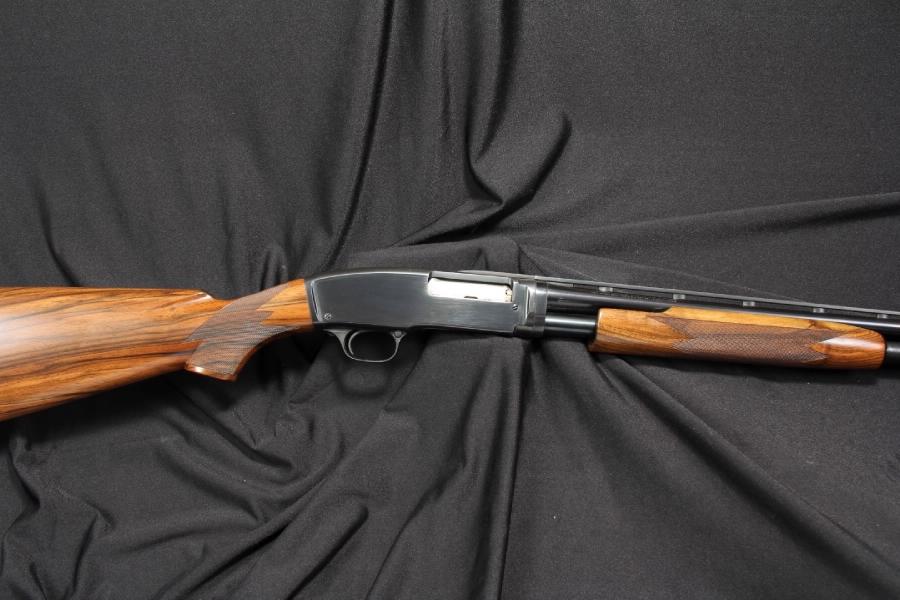 Custom Winchester Model 42 .410 3 Inch Pump Shotgun w/ Rib 1946 - C&R OK