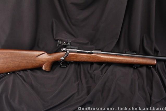 Rare Pre-64 Winchester Model 70 Target, Heavy Barrel .30-06 Bolt Action Rifle - Mf'd 1961