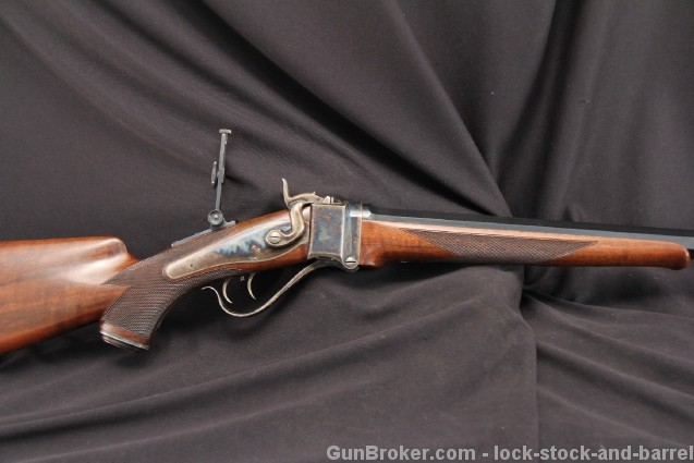 Axtell Rifle Co. Sharps Model 1877 .38-55 Rifle
