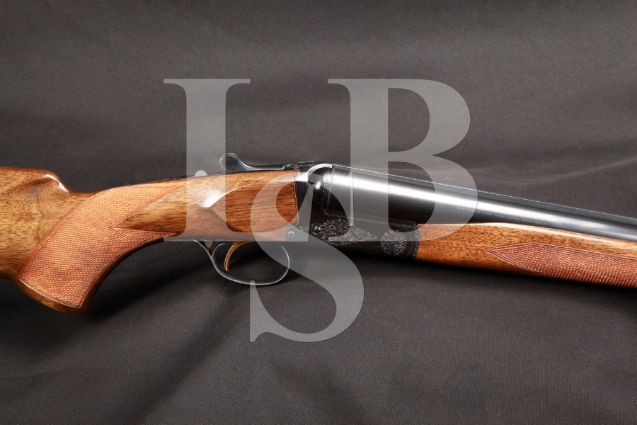 Browning BSS B SS 28 Inch Modified Full Choke 12 Gauge Ga 3 Inch Side By SxS Shotgun