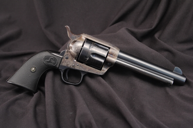 Browning Brothers Colt .45 SAA -- 1873 Single Action Army Factory Letter 1920