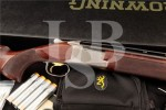 "Browning Citori 725 Sporting DS 32"" 12 Ga. O/U Over/Under Shotgun & Invector DS Chokes, MFD 2016"