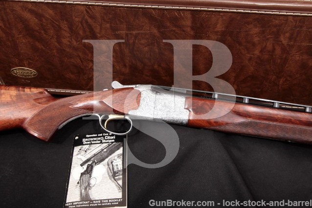 Browning Superposed Skeet Diana Grade 26