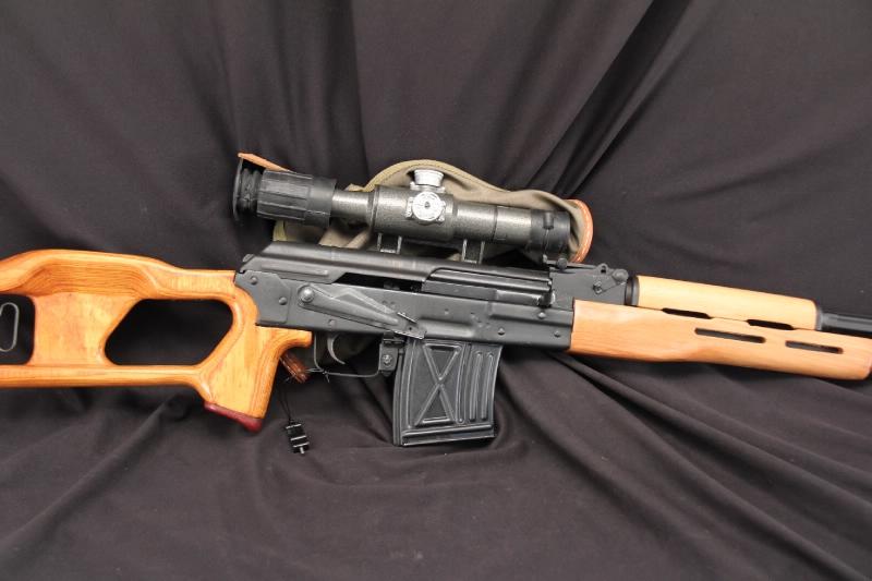 CN Romarm SA Cugir -- Semi-Auto Rifle 7.62x54R wScope