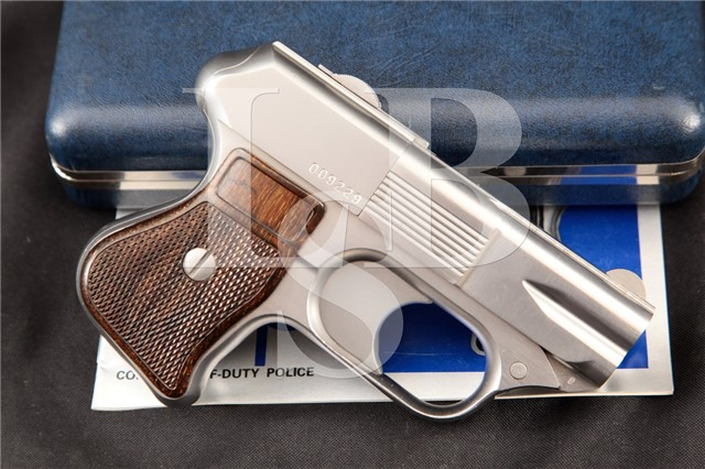 COP Inc. Compact Off-Duty Police Carry .357 Magnum