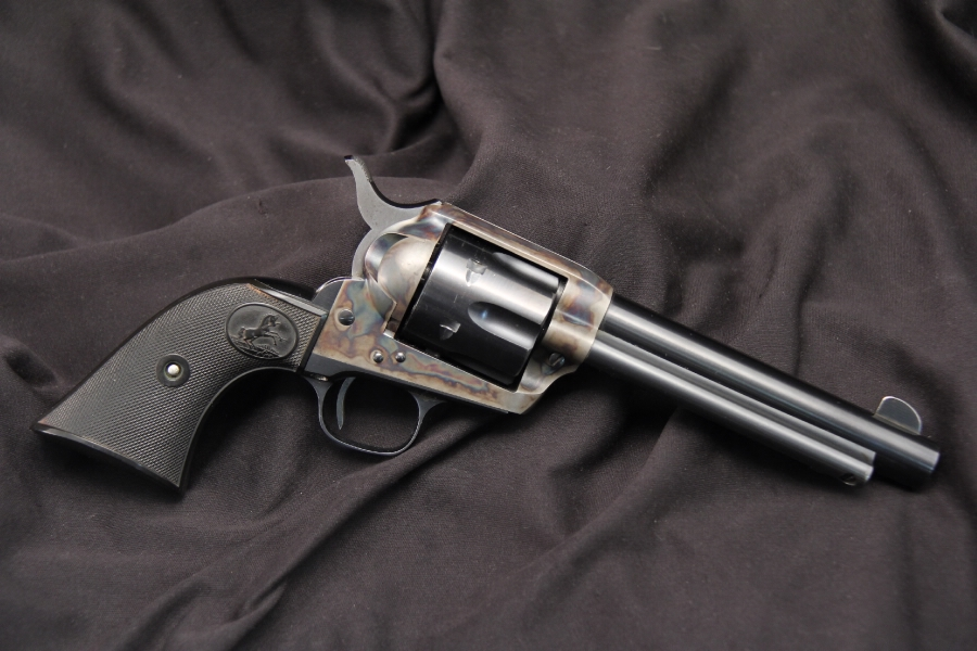 Colt .44-40 Single Action Army -- Frontier Six Shooter Revolver - 1937