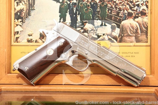 Colt WWII Commemorative Asia Pacific Theater 1911