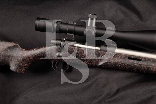 "Cooper Firearms Model 22 Phoenix 6.5x284 Norma 26"" Bolt Action Match Rifle & Leupold Vari-X III"