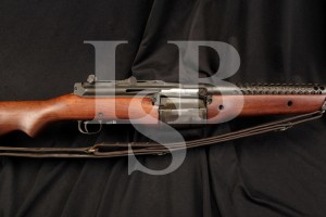 Cranston Arms U.S. Model 1941 Johnson Automatics .30-06 Semi Auto Rifle, WWII