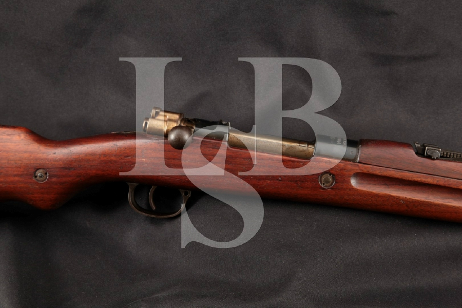 "Czech Ceskoslovenska Zbrojovka Mauser Model VZ 24, Non-Import, Blue 23"" Matching WWII Bolt Action Rifle, MFD 1924-1942 C&R"