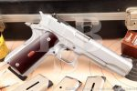 Devel Corporation Custom Series '70 MKIV Colt 1911 SUPER RARE Hard Chrome Government Model .45 ACP