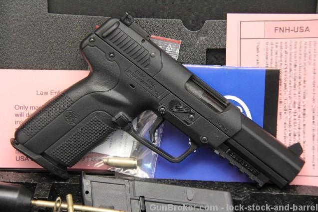 FN Fabrique National Five-Seven / IOM 5.7x28mm Semi Auto Pistol - In The Box