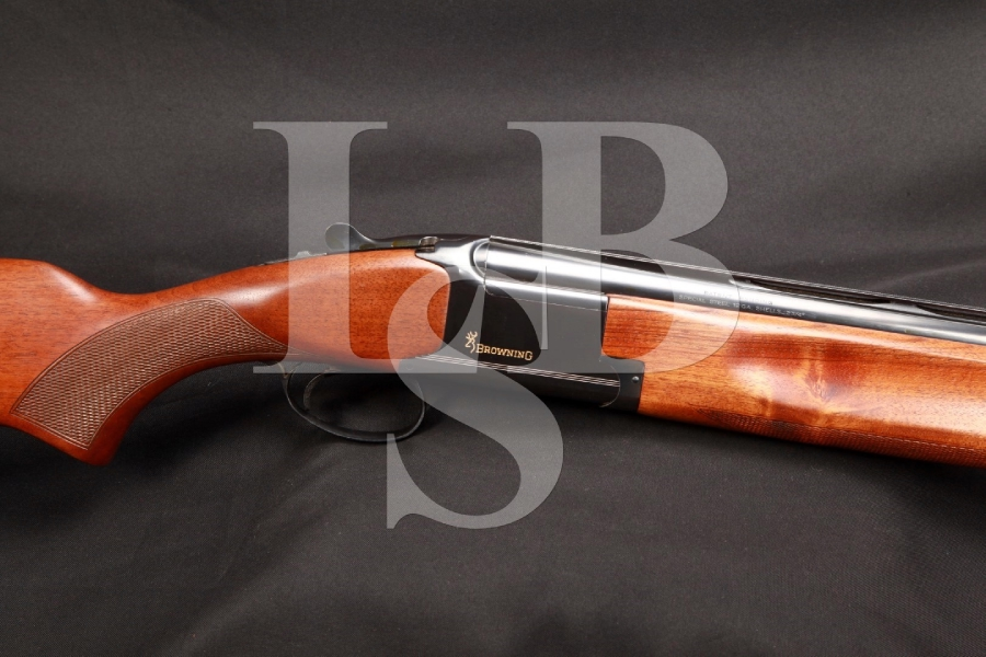 Fabrique Nationale FN Browning Liege B26 / B27 28 Inch Skeet Choke 12 Gauge Ga 2 3/4 Inch O/U Over Under Shotgun