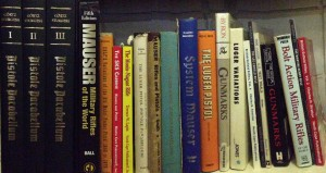 From The Mausers to Enfields, We Have The Model Specific Books To Best Research Your Guns