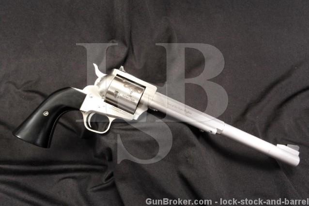 Freedom Arms Model 654 Safari Club International Cape Buffalo Premier Grade .41 Rem Mag SA Revolver