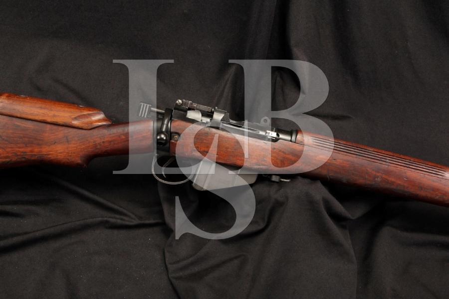 Holland & Holland Enfield BSA -- No4 MkI T .303 British Bolt Action Sniper Rifle