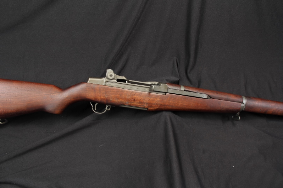 U.S. International Harvester M1 Garand .30-06 SPRG Semi-Auto Rifle - C&R OK