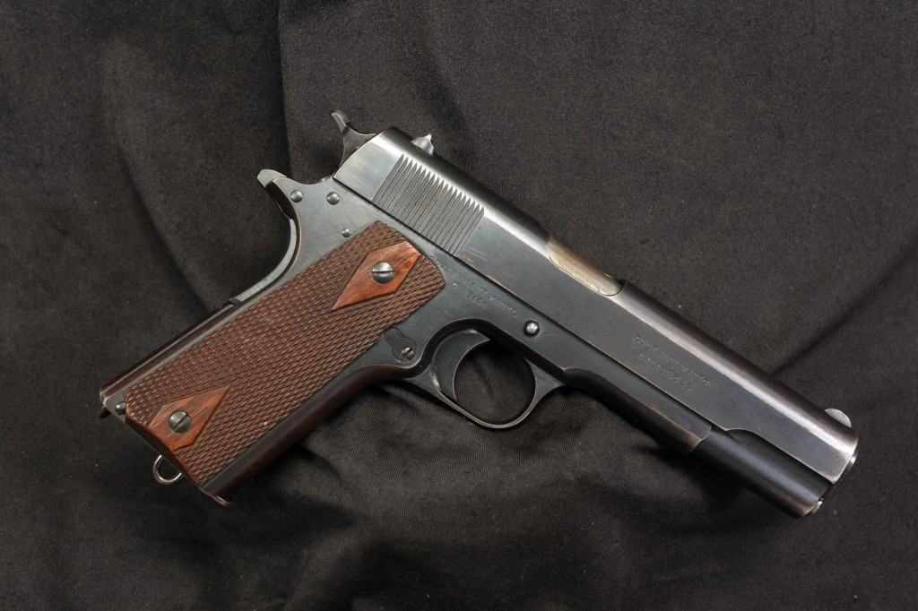 The colt Model 1911, the Greatest Gun Ever Made