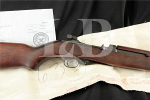 "Inland Div. M1 ""White Bag"" .30 Carbine Non Import Documented Bruce Canfield Collection, MFD 1945 C&R"