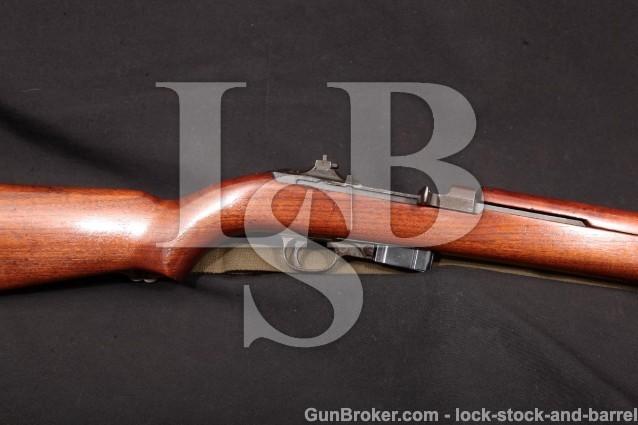 Inland Division GM M1 M-1 .30 Carbine MFD 1943 C&R