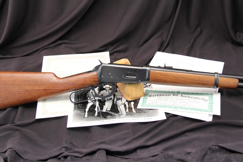 Tanto's Winchester Model 1894's (Straight From John Hart)