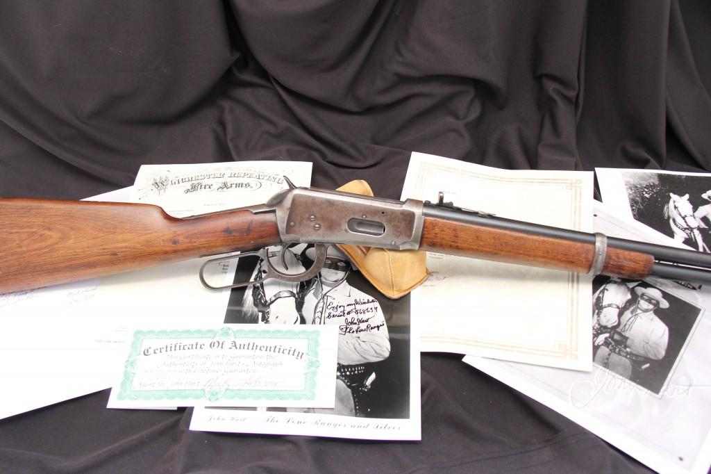 """""""The Lone Ranger""""'s Winchester Model 1894's (Straight From John Hart)"""