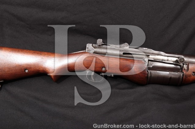 "Johnson Automatics 1941 Dutch M1941 .30-06 C&R Parkerized 22"" Military Semi-Auto Rifle, 1941-1945"
