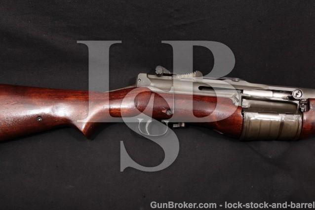 "Johnson Automatics Model 1941, Dutch .30-06 M1941 WWII Parkerized 22"" Semi-Auto Rifle MD 1941-45 C&R"