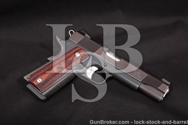 "Les Baer Thunder Ranch TR Special 1911, 5"" .45 ACP"