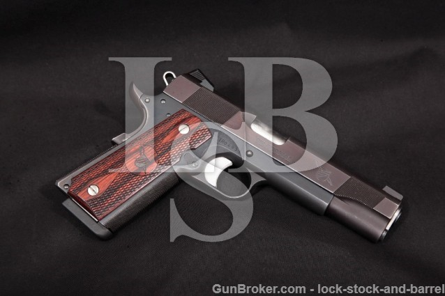 "Les Baer Thunder Ranch TR Special, Blue 5"" .45 ACP 1911 Single Action Semi-Automatic Pistol, Modern"