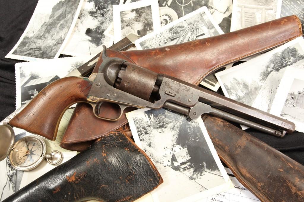 Luther Ashley Colt Model 1851 Navy (Large)