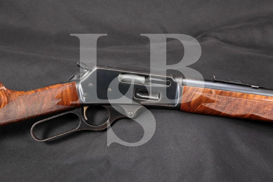 """Marlin Model 336 RC R.C., Blue 16"""" Lever Action Hunting Rifle, MFD 1964 C&R"""