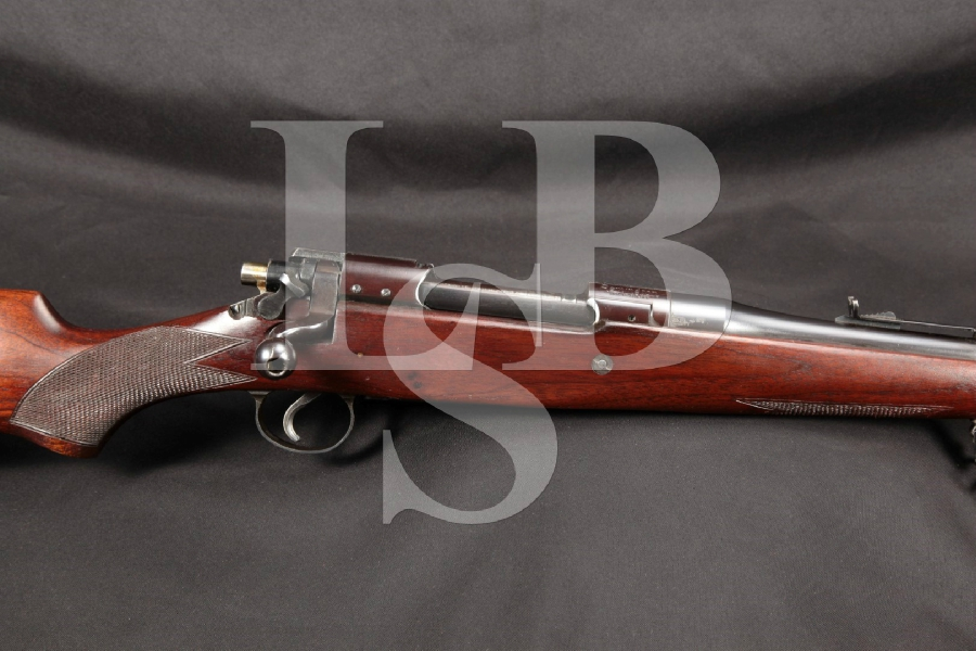 "NICE Pre-WWII Remington Model 30 Express, Blue 22"" Bolt Action Hunting Rifle, MFD 1930 C&R"