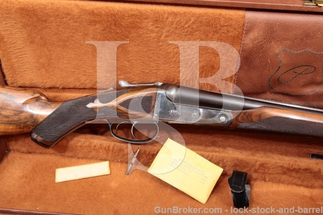 "Parker Bros. PH PHE Grade Hammerless 28"" 20 Gauge SxS Side By Side Double Trigger Shotgun, 1927 C&R"