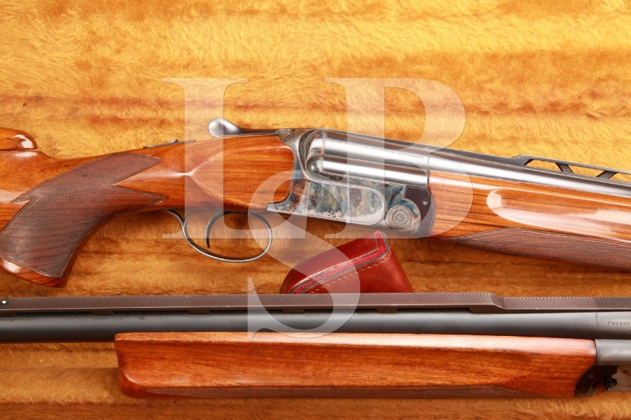 Perazzi Ithaca MX-8 MX8 12 Gauge O/U Over/Under & Trap Barrel Cased Shotgun
