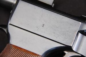 Roth Steyr Model 1907 - Serial Number 3