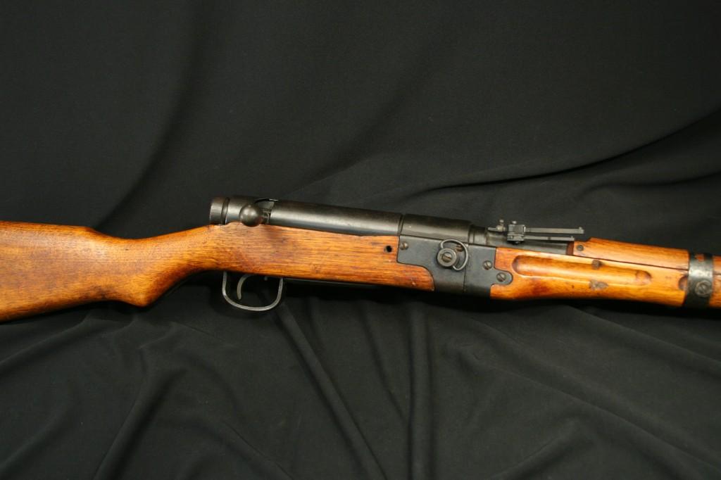 Japanese Arisaka Type 2 Paratrooper Rifle, Rare! Mismathed 7.7mm Bolt Action Rifle, C&R OK