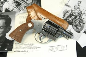 Colt Detective Special with Holster, .38 Special Double Action Revoler, 1941 C&R OK