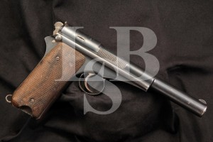 RARE Esperanza Y Unceta Pistola Campo-Giro de 9mm Modelo 1913-16, C&R
