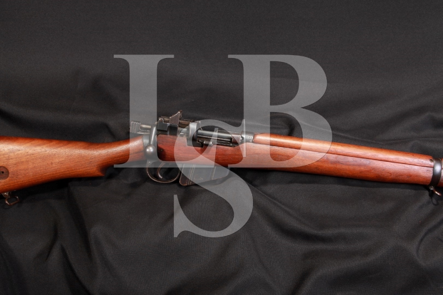 RARE RSAF Enfield SMLE MK V Short Magazine .303 British Bolt Action Rifle MFD 1922, C&R