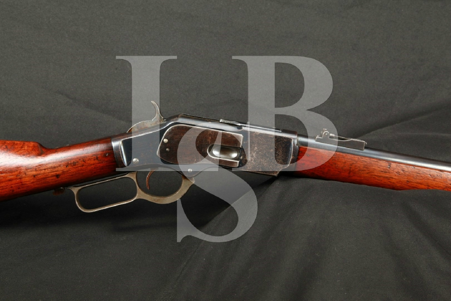 "RARE Winchester Model 1873 Musket, 30"" Lever Action Rifle, SHARP , MFD 1903 C&R"