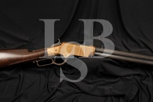REAL New Haven Arms Company Model 1860 Henry .44 RF Lever Action Rifle, Antique