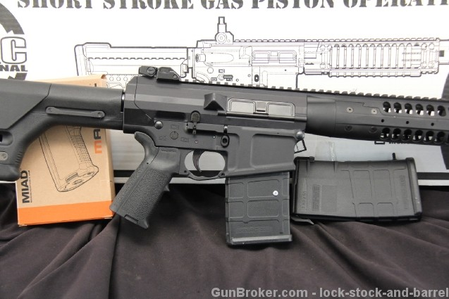 LWRC R.E.P.R. 7.62 .308 Win. Semi Auto Rifle - In The Box