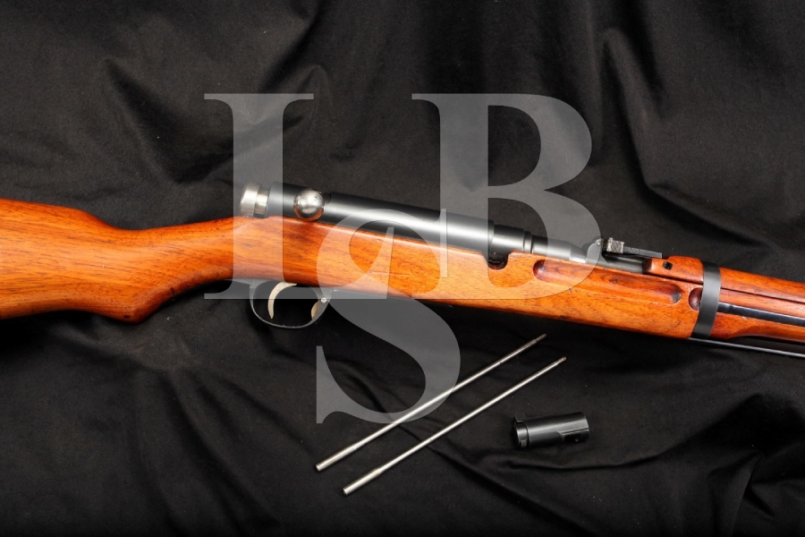 Rare Japanese Type 44 Carbine 6.5mm Bolt Action Rifle with FullMum Non Import C&R