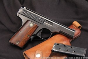 Rare Smith & Wesson, S&W .32 ACP Semi-Auto Pistol,  1 Of Only 957 Produced - Sharp Condition
