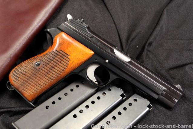 Sig P210-1 9mm Semi-Automatic Pistol - 1952 C&R OK